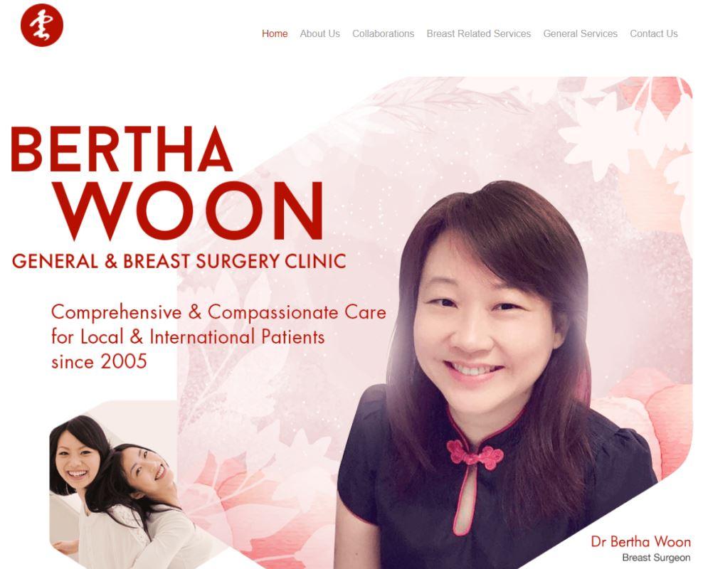 Bertha Top General Surgeons in Singapore