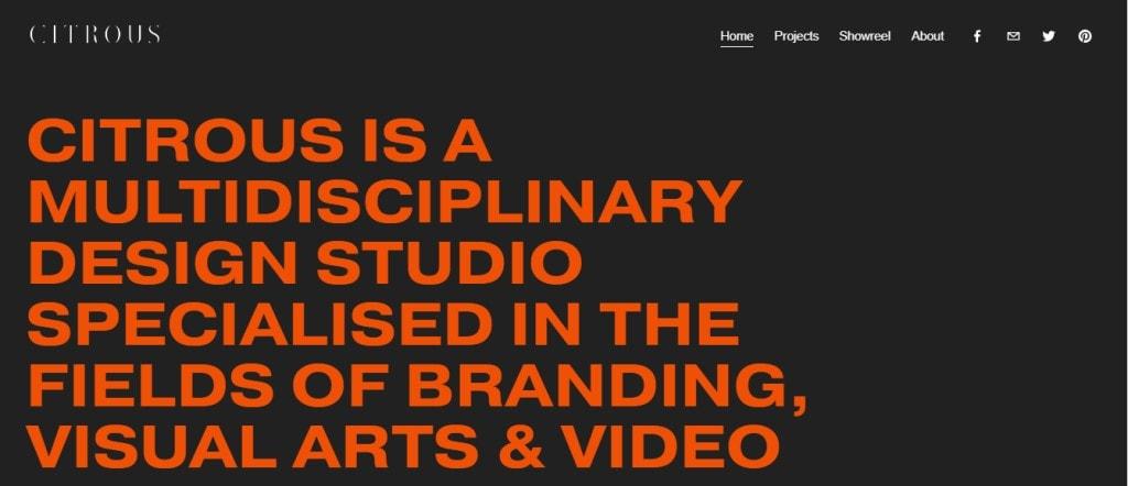 Citrous Top Video Production Companies in Singapore