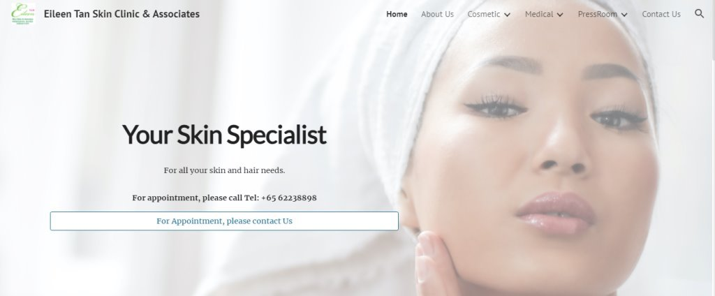 Eileen Top Tattoo Removal Service Provider in Singapore