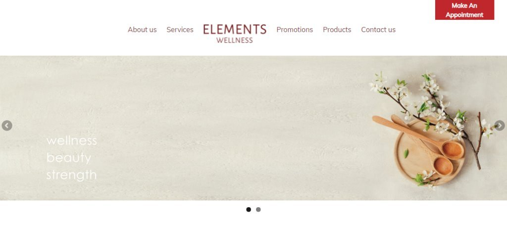 Elements Top Body Massages in Singapore