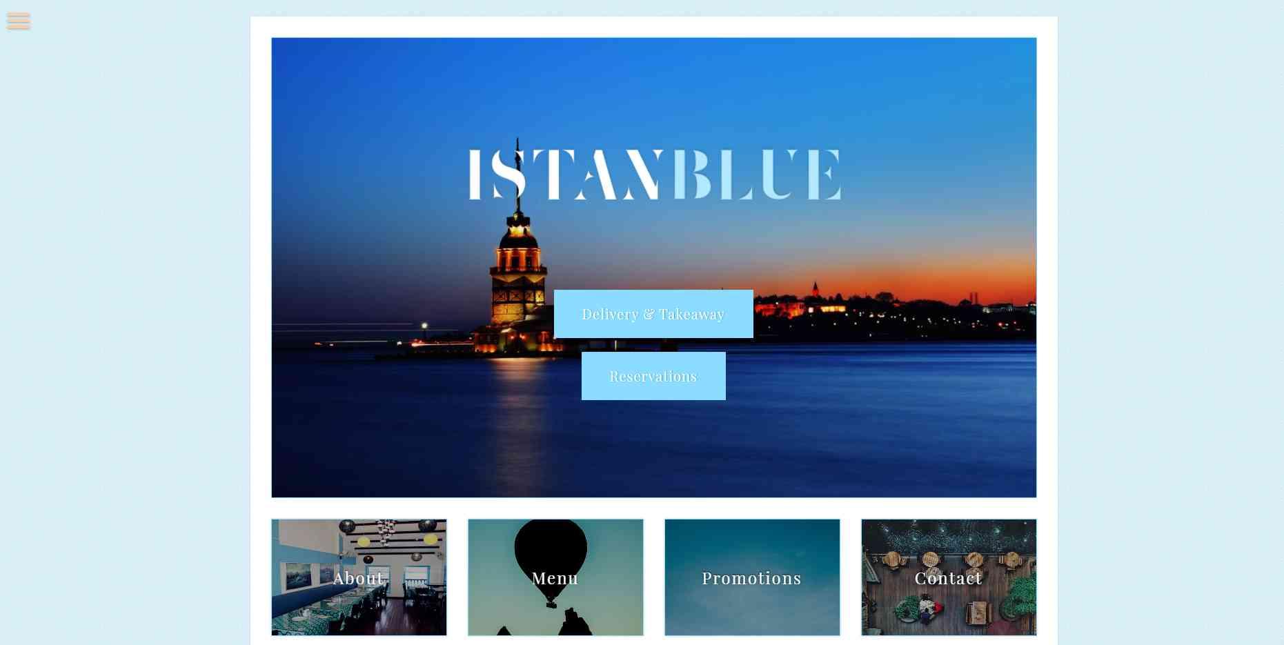 IstanBlue Top Turkish Restaurants in Singapore