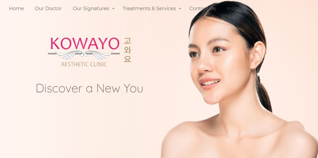 Kowayo Top Tattoo Removal Service Provider in Singapore