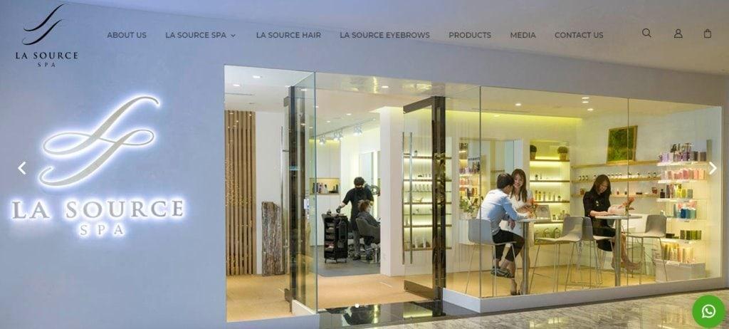 La Source Top Body Massages in Singapore
