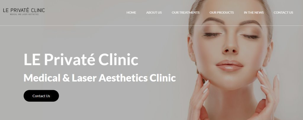 Le Privete Top Chemical Peel Treatment Centres in Singapore