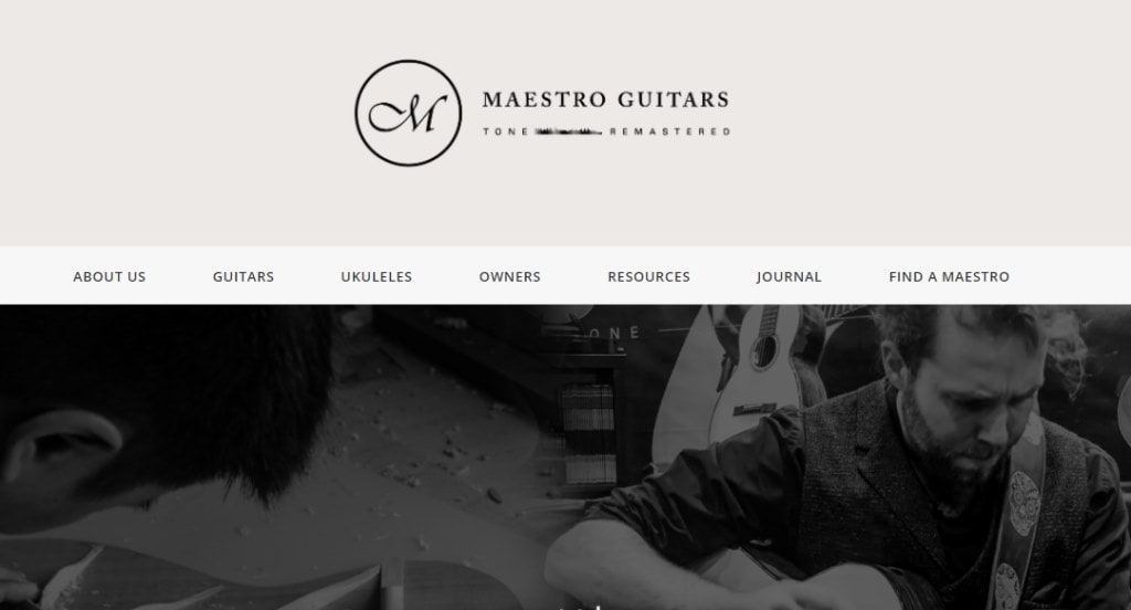Maestro Top Guitar Stores in Singapore