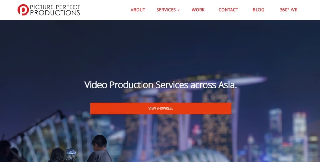 Picture Perfect Top Video Production Companies in Singapore