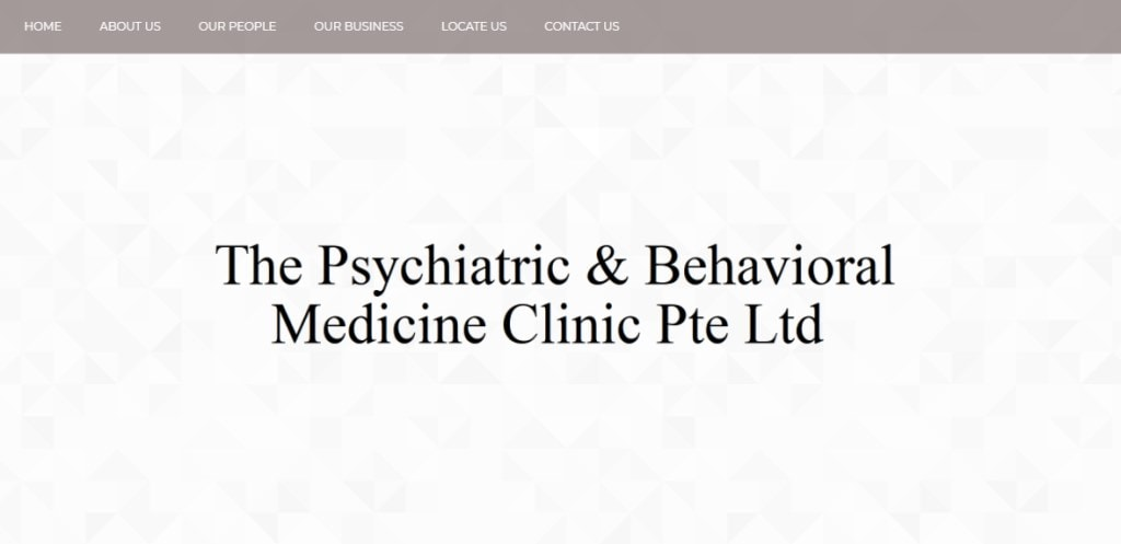 Psychiatric and Behavioral Clinic Top Psychiatric Centres in Singapore