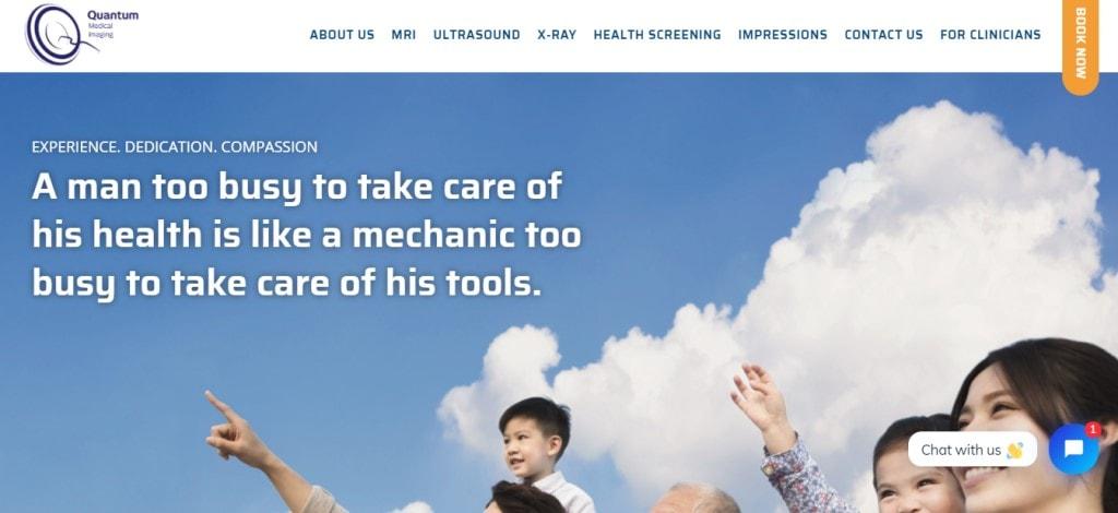 Quantum Medical Top Clinics for Health Screening in Singapore