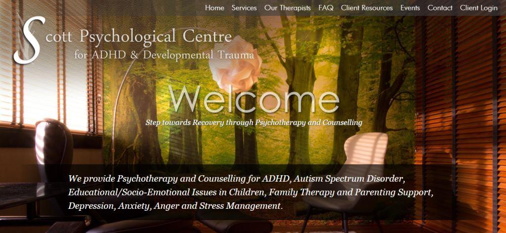 Scott Psychological Top Psychiatric Centres in Singapore