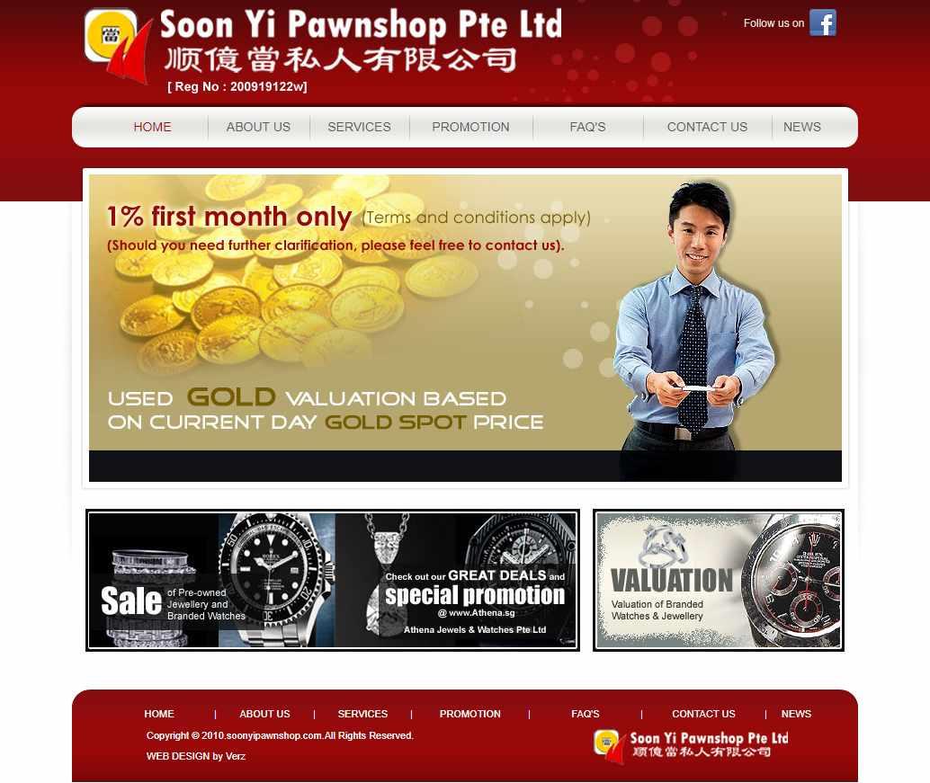 Soon yi Top Pawn Shops in Singapore