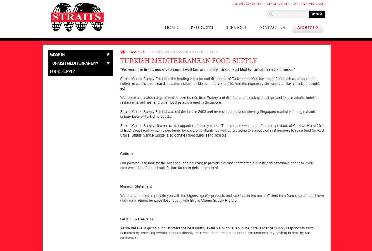 Straits Top Turkish Restaurants in Singapore