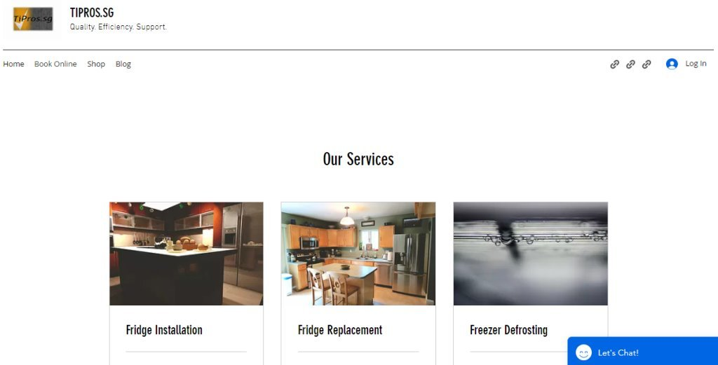Tipros SG Top Refrigerator Repair Services in Singapore