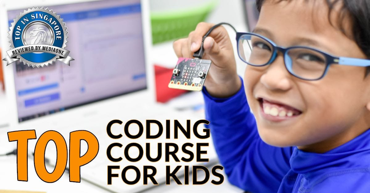 Top Coding Course for Kids Singapore