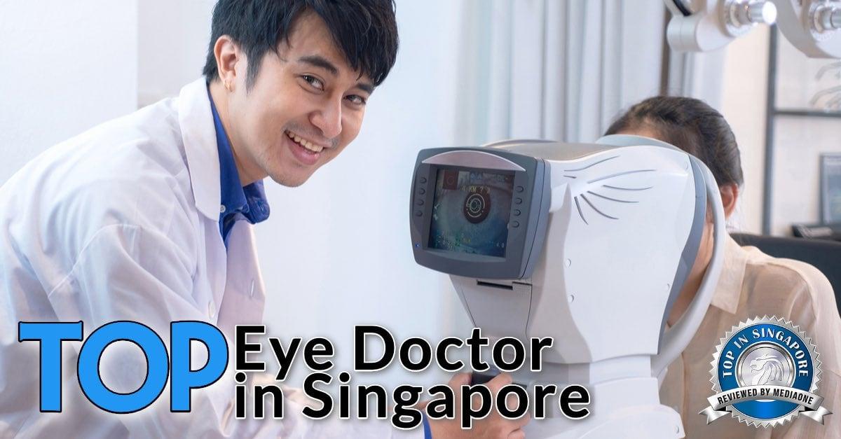 Top Eye Doctor in Singapore
