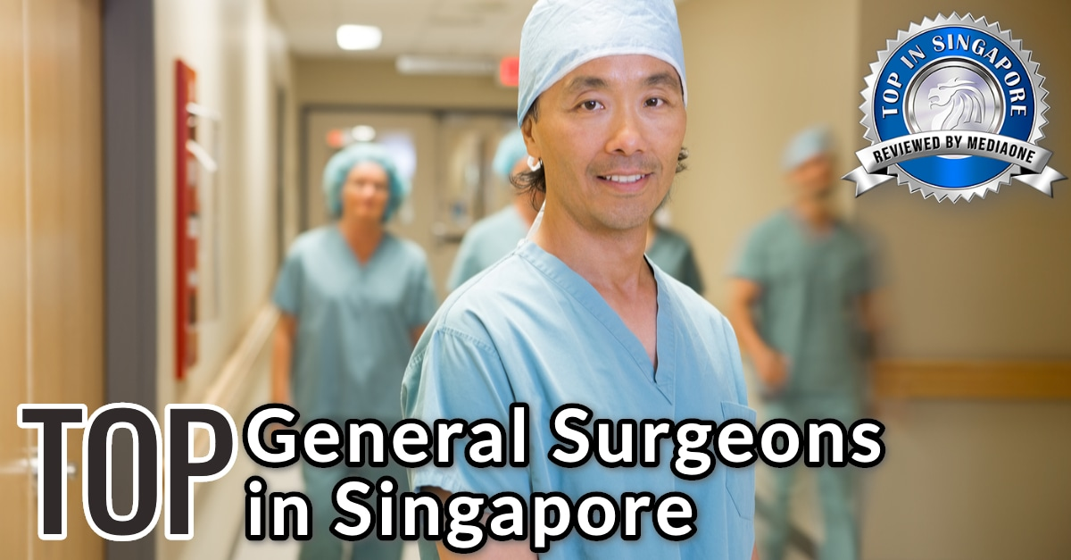 Top General Surgeons in Singapore