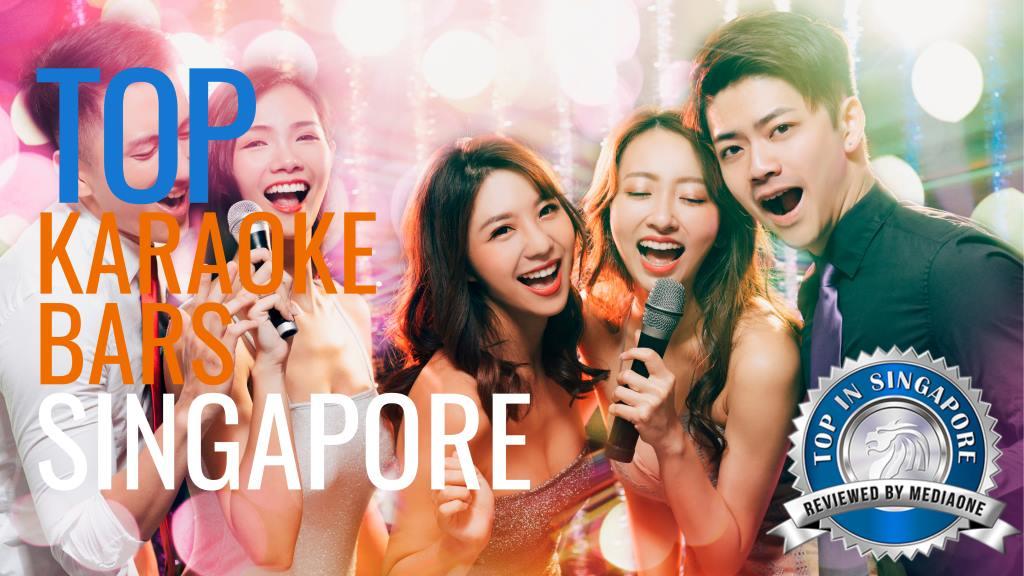 Top Karaoke Bars in Singapore