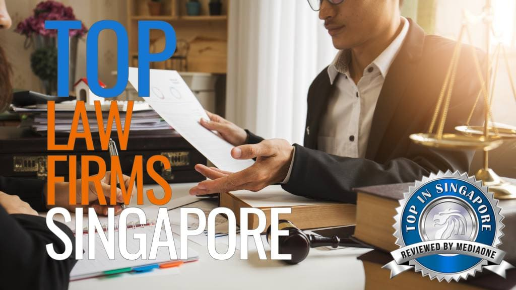 Top Law Firms in Singapore