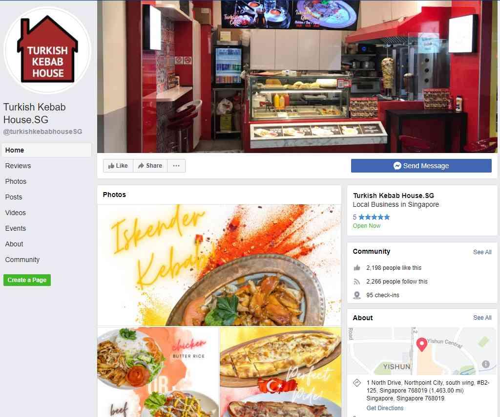 Turkish Kebab Top Turkish Restaurants in Singapore