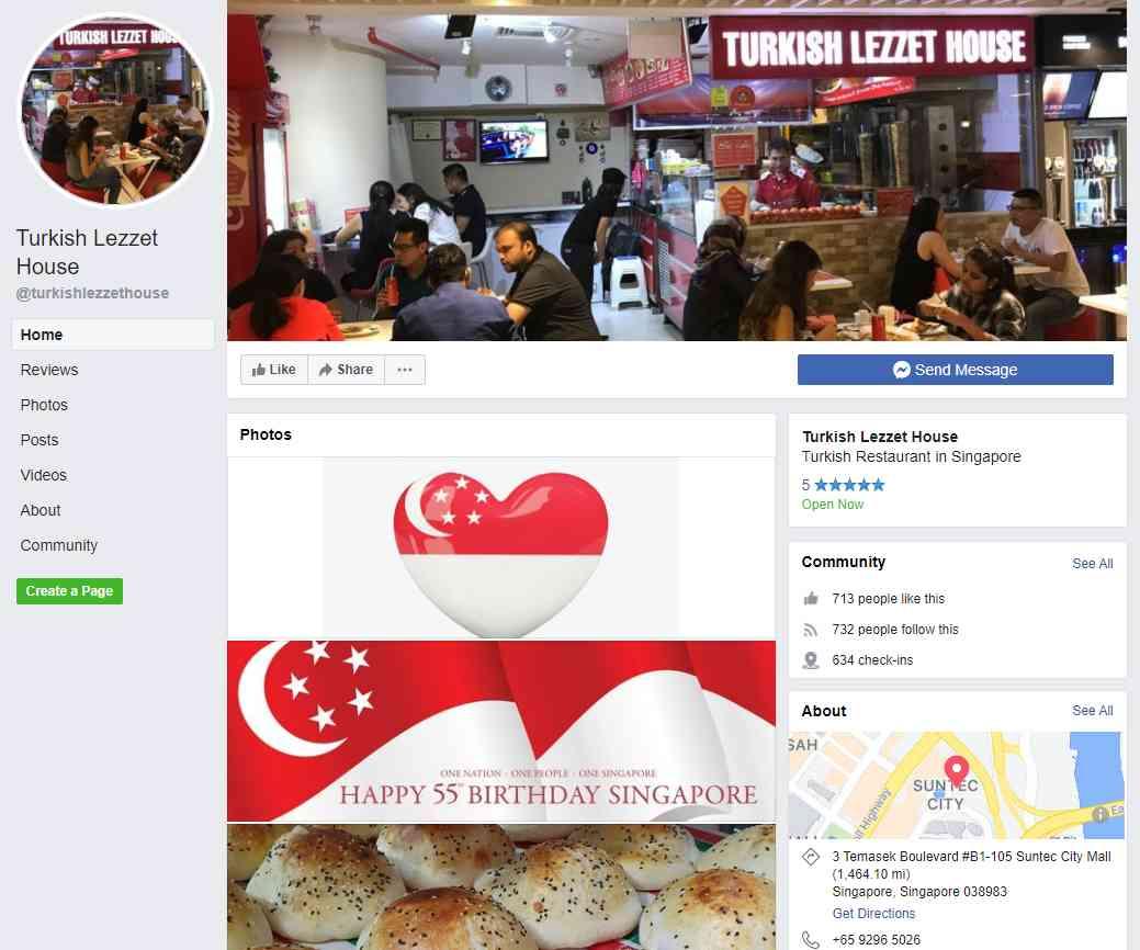 Turkish Lezzet Top Turkish Restaurants in Singapore