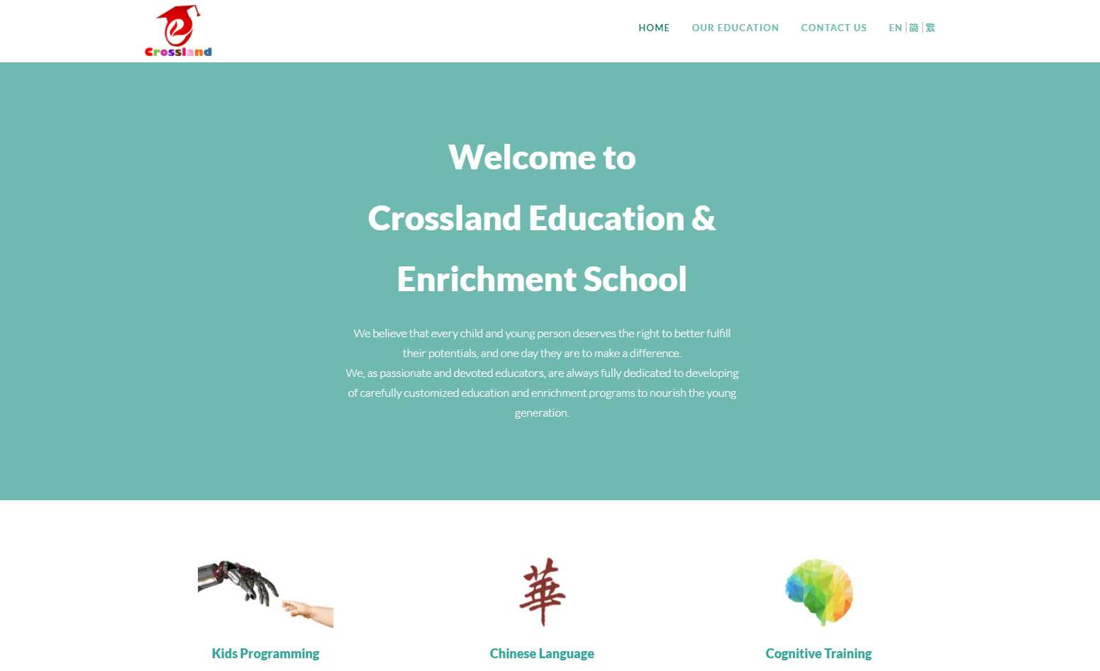 crossland edu Top Coding Courses for Kids in Singapore