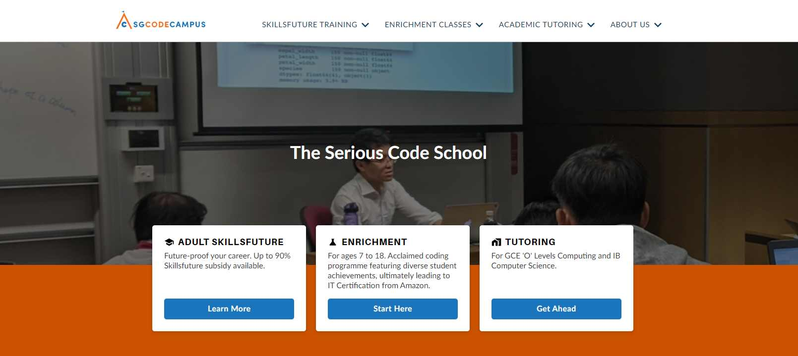 sg code campus Top Coding Courses for Kids in Singapore