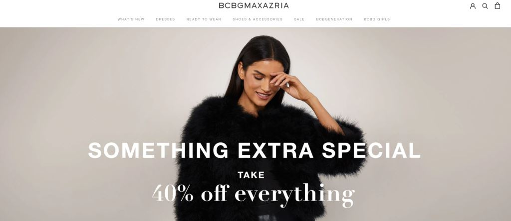 BCBG Top Evening Gown Stores in Singapore