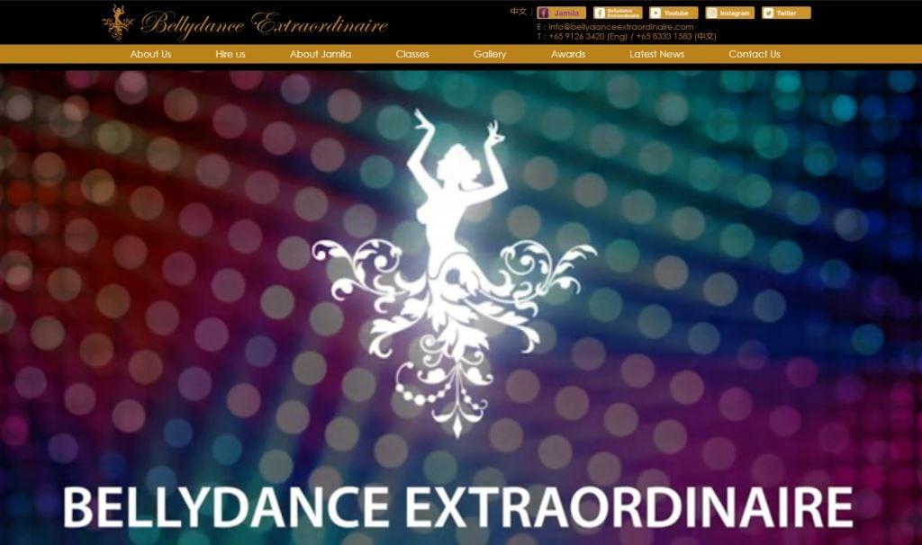 BellyDanceExtraOrdinaire Top Belly Dance Classes in Singapore