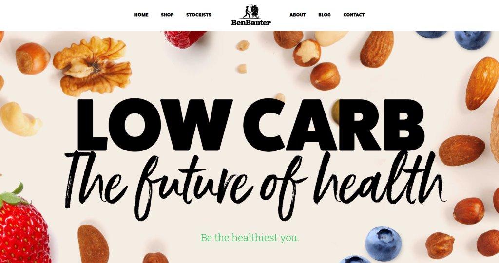 BenBanter Top Healthy Snack Brands Singapore