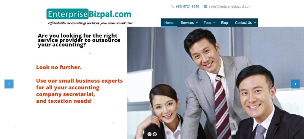 Bizpal Top Corporate Secretarial Service Providers in Singapore
