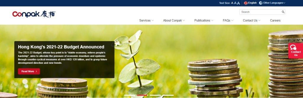 Conpak Top Corporate Secretarial Service Providers in Singapore