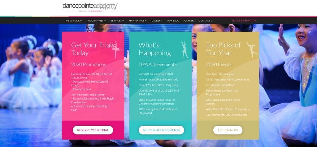 DancePointe Academy Top Hip Hop Dance Classes in Singapore