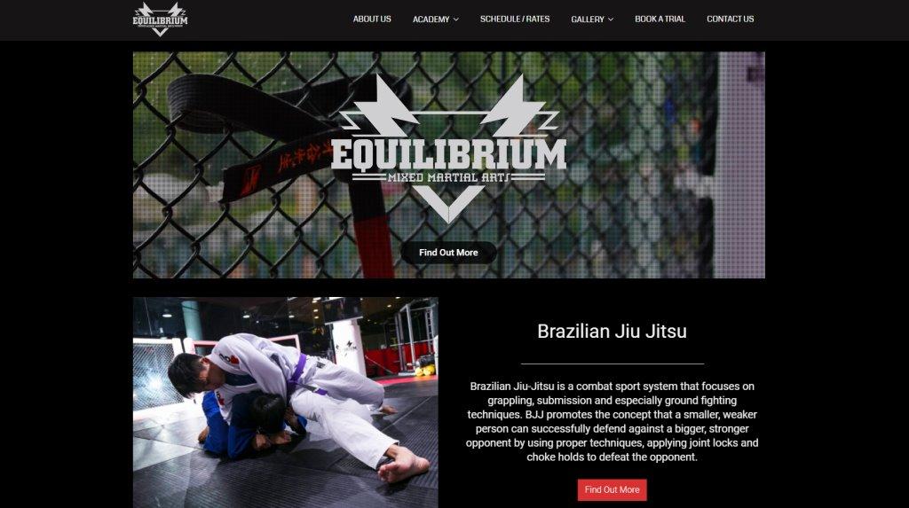 Equilibrium Top Boxing Lessons in Singapore