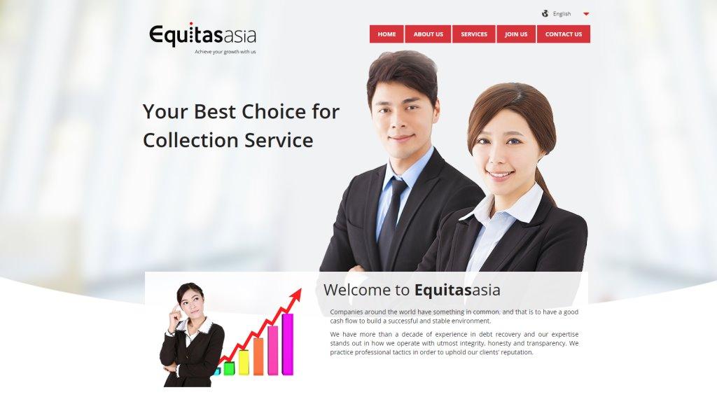 Equitas Asia Top Debt Collection Services in Singapore