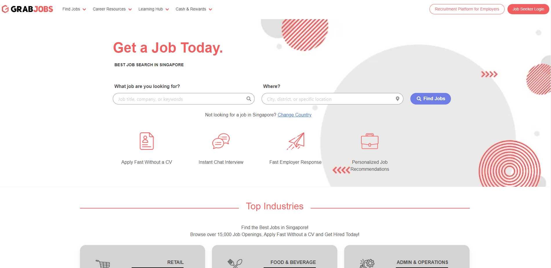 Grab Jobs
