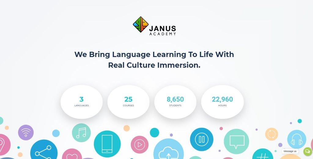 Janus Academy Japanese Language Schools in Singapore