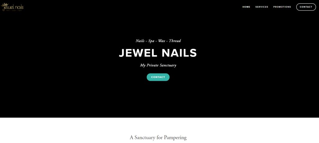 Jewel Nails Top Manicure Services in Singapore