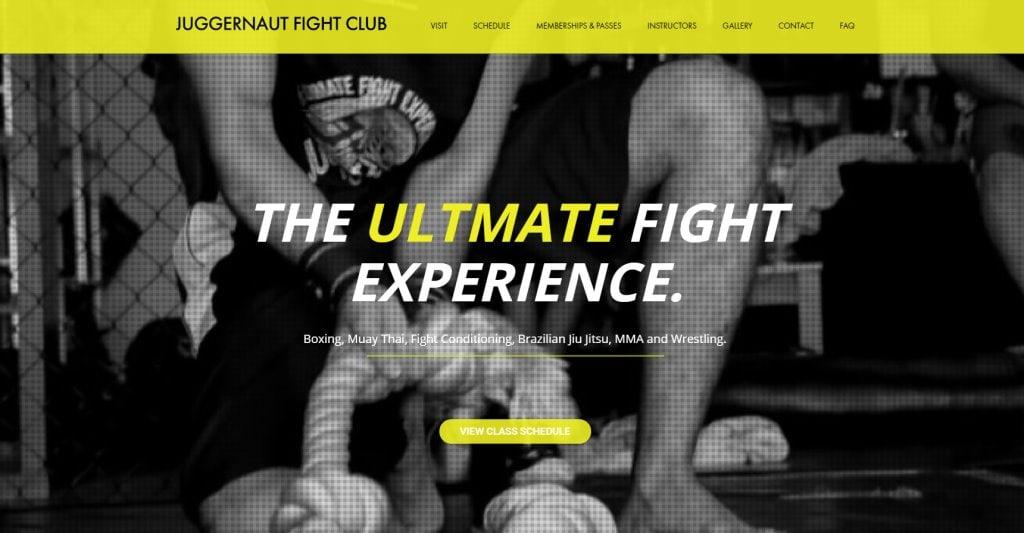 Juggernaut Top Boxing Lessons in Singapore