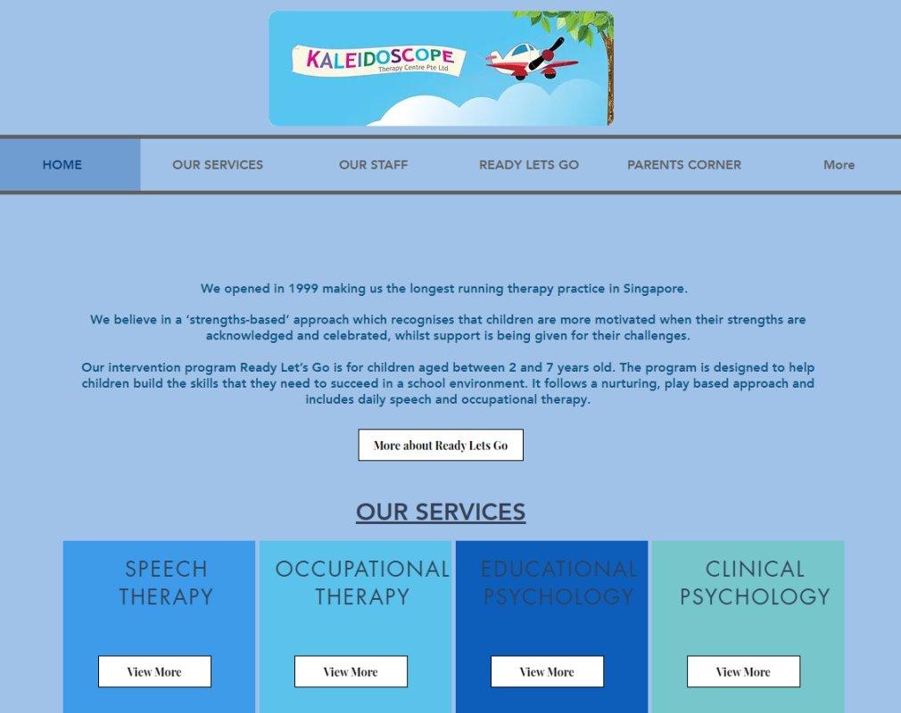 Kaleidoscope Top Psychotherapists in Singapore