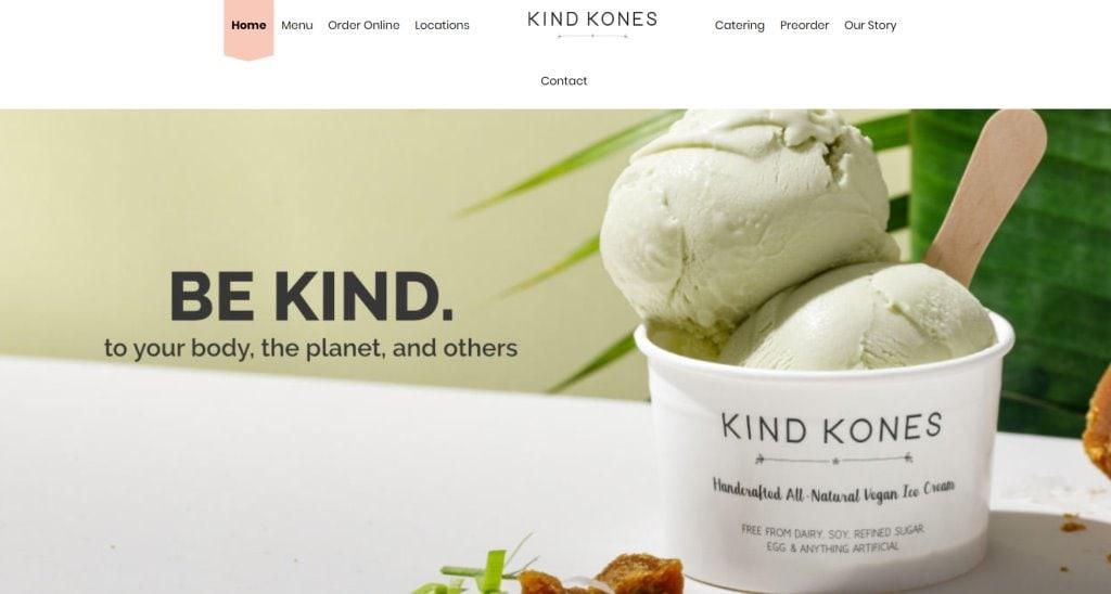 Kind Kones Top Healthy Snack Brands Singapore