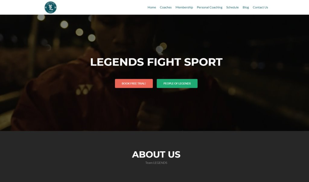 Legends Top Boxing Lessons in Singapore