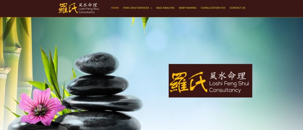 Loshi Fengshui Top Fengshui Shops & Masters in Singapore