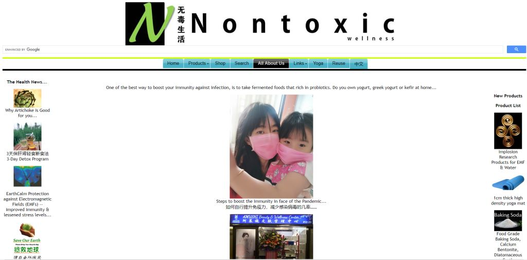 Non Toxic Top Organic Food Markets In Singapore