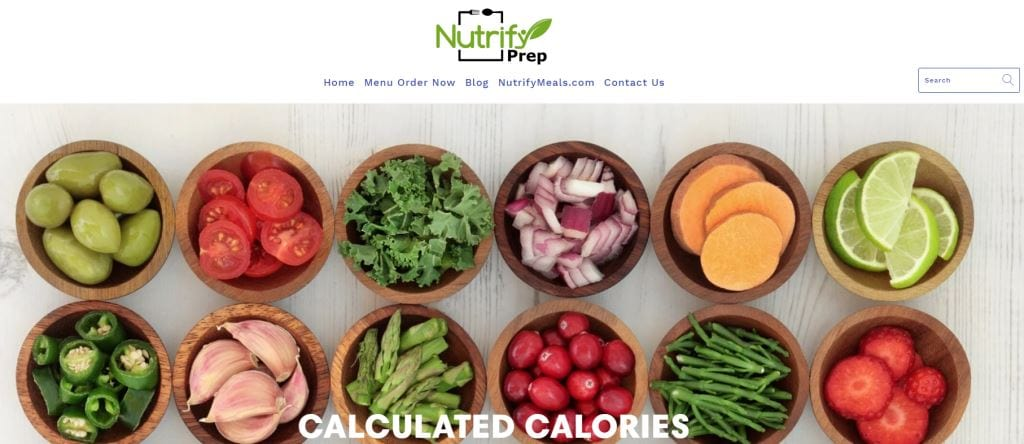 NutrifyPrep Top Food Delivery Services in Singapore