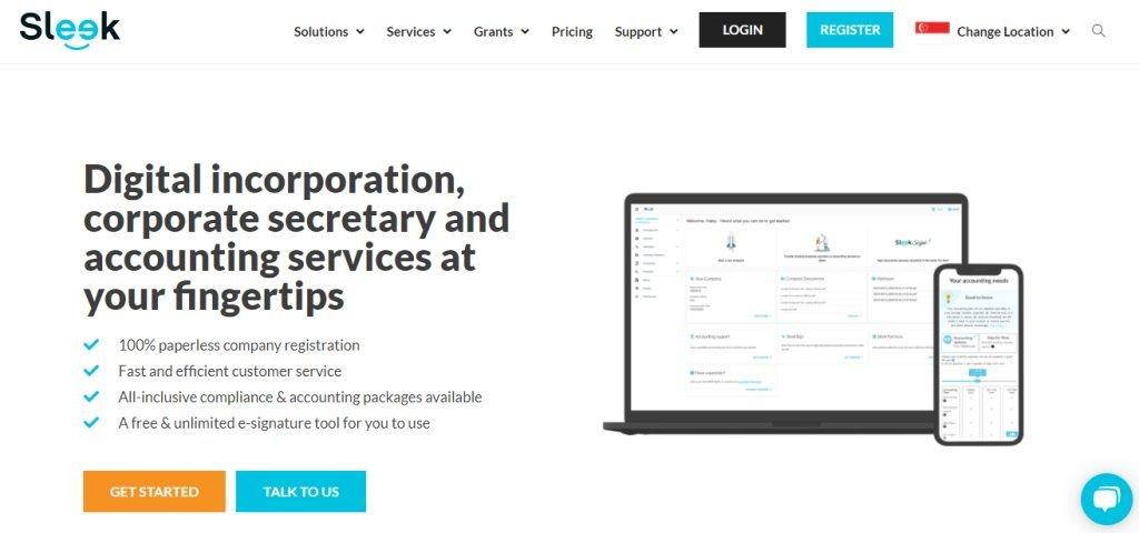 Sleek Top Corporate Secretarial Service Providers in Singapore