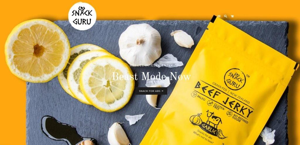 Snack Guru Top Healthy Snack Brands Singapore