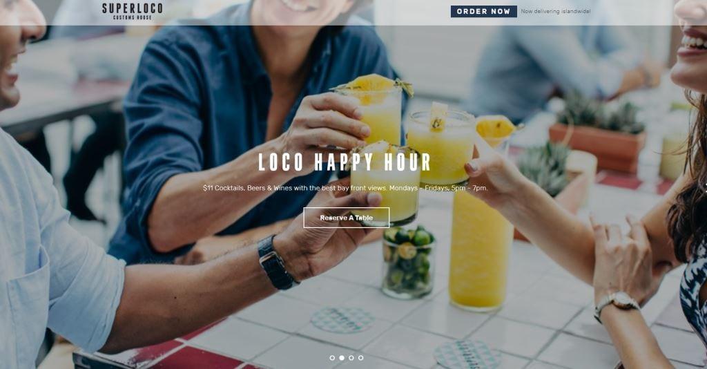 Super Loco Top Mexican Restaurant Singapore