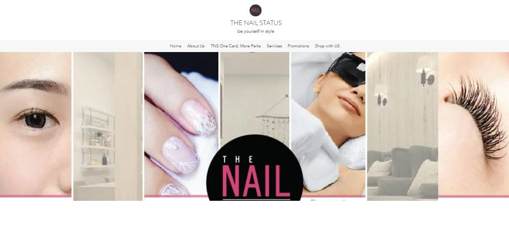 The Nail Status Top Manicure Services in Singapore