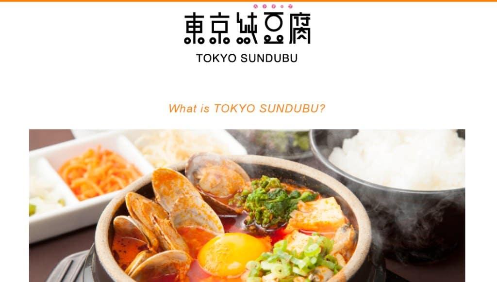 Tokyo Sundubu Top Healthy Food Restaurants In Singapore