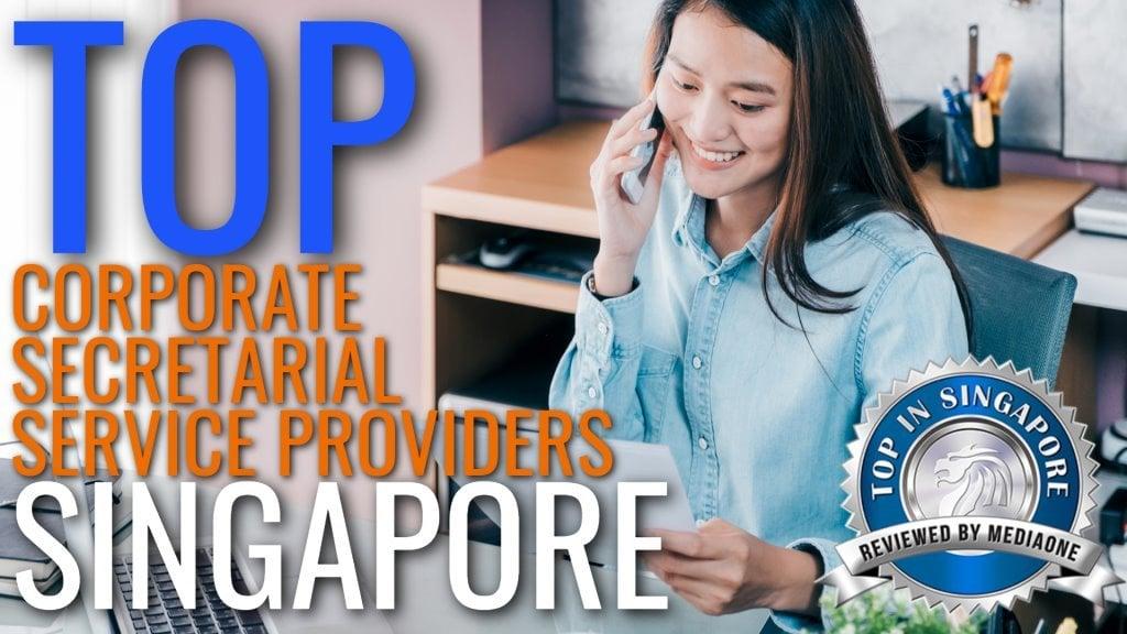 Top Corporate Secretarial Service Providers in Singapore