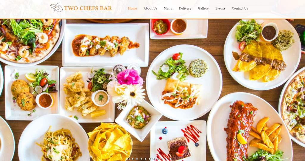 Two Chefs Bar Top Mexican Restaurants Singapore.